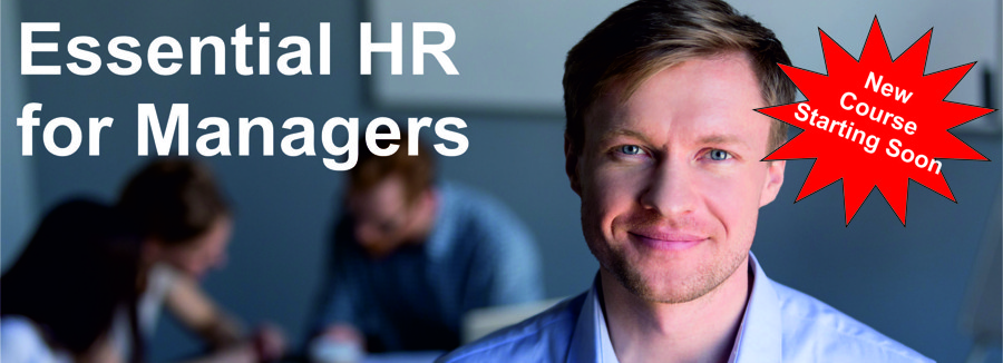 Essential HR for Managers