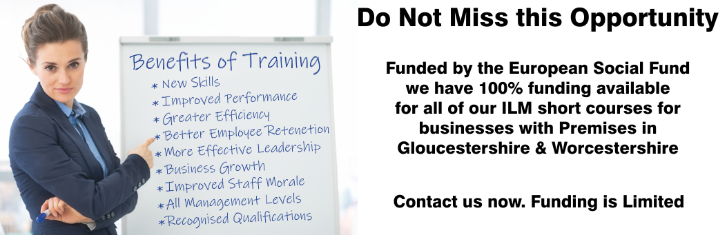 Fully Funded Training
