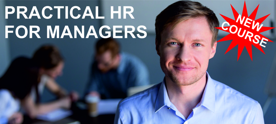 Practical HR for Managers