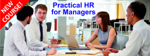 HR for Managers - Job Induction through to Probationary Sign Off