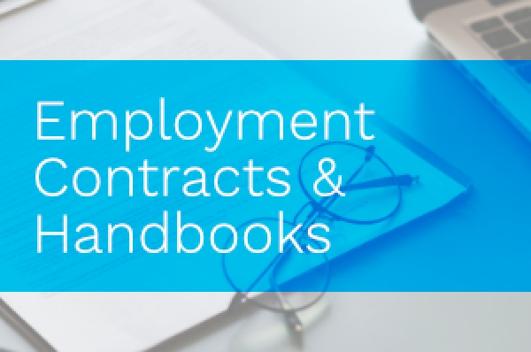Employment Contracts & Handbooks