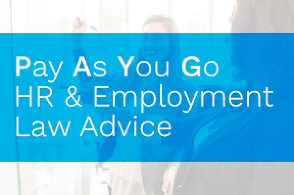 Pay as You Go HR & Employment Law Advice
