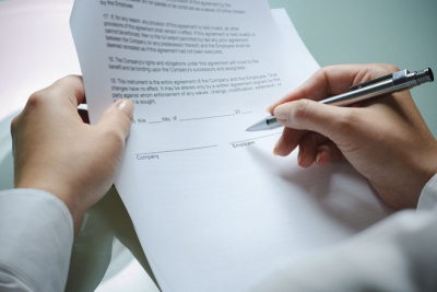 Changes to Employment Contracts